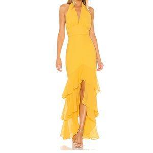 Majorelle gown